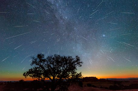 How to Photograph Meteor Showers